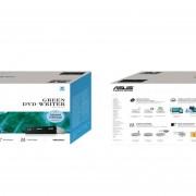 Asus Green DVD-RW BRW-24FMT