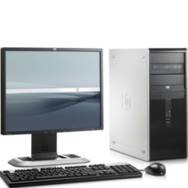 HP Compaq DC5850 Bundle – Value Windows 10 with 17″ Monitor
